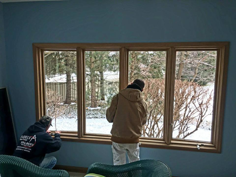Michael, Roger And Jack Taking Care Of Business At Fadely Home Design.  Www.fadelyhomedesign.com #replacemenwindows #doors #windows
