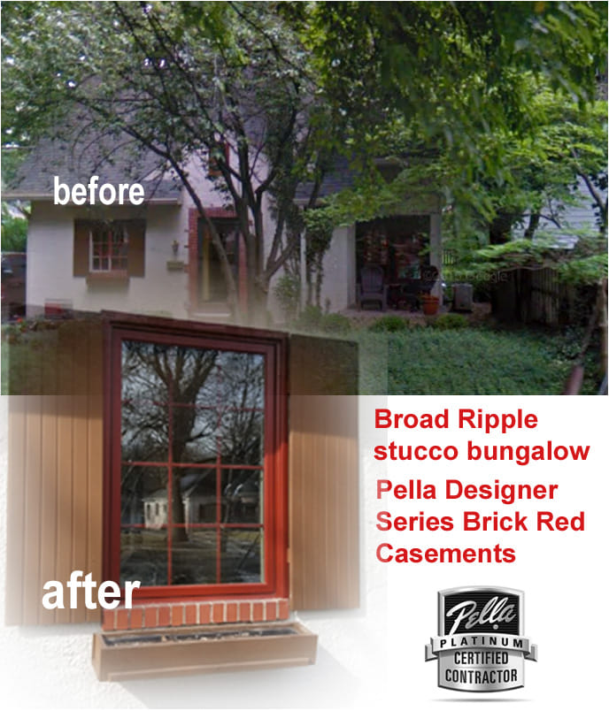 indianapolis pella replacement windows
