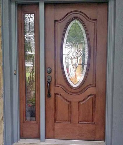 Therma-Tru door installation, door replacement, energy efficient, family owned business serving Carmel, Fishers, Indianapolis, Indiana and surrounding counties.
