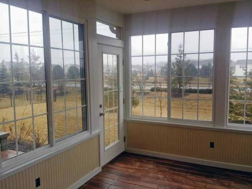 Alside sun room, windows, replacement windows, window installation, patio, energy efficient.  Family owned business serving Carmel, Fishers, Indianapolis, and surrounding counties in Indianapolis.